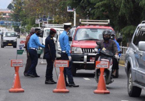 दुर्घटना न्यूनीकरण गर्ने उद्देश्यले तनहुँमा 'कार्यालय समय'
