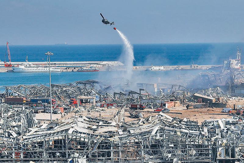 लेबनान बेरुत विस्फोटमा नेपालीले जे भोगे