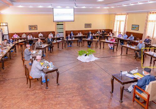 फागुन २३ गते प्रतिनिधि सभा बैठक बोलाउन मन्त्रिपरिषद बैठकको निर्णय