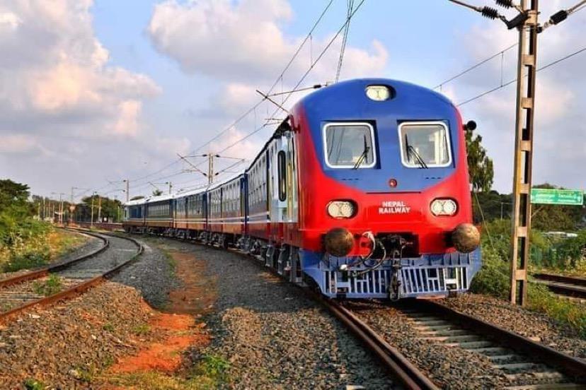 सीमापार रेल सञ्चालन गरिँदै