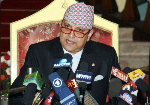 नेपाली जनता अविभावकविहीन टुहुरा बनेको पीडाबोध यति बेला हुँदैछ : पूर्वराजा ज्ञानेन्द्र