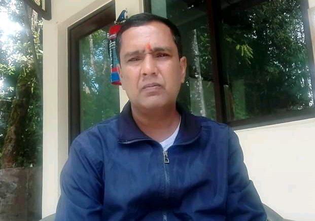 काँग्रेस बाँकेका सचिव तप्त पौडेललाई कोरोना संक्रमण पुष्टि