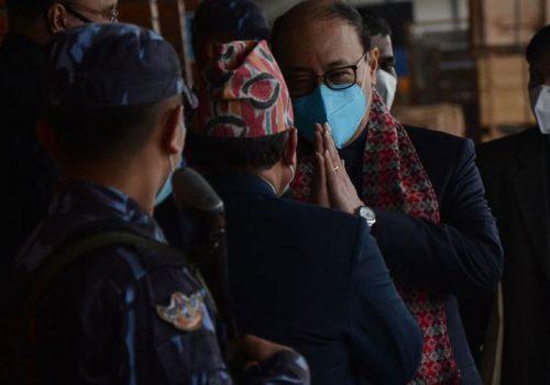 नेपाल-भारत परराष्ट्र सचिवस्तरिय बैठक सुरु