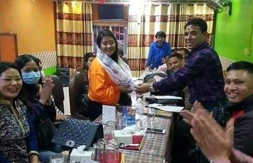 सोलु-काठमाण्डौ सम्पर्क समितिको भोली हुने कार्यक्रमको तयारी पुरा