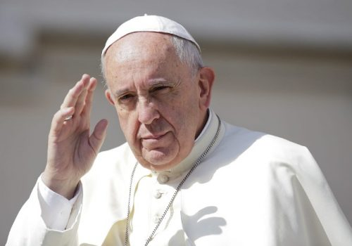 पोप फ्रान्सिस शुक्रबार इराकको भ्रमणमा जाने