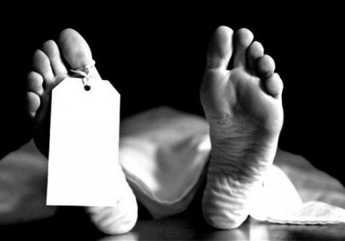 माटोको ढिस्कोले पुरिएर आमाछोरा को मृत्यु