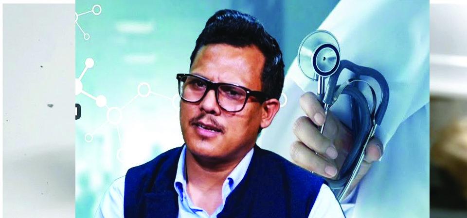 कर्णाली स्वास्थ्य विज्ञान प्रतिष्ठानको निमित्त उपकुलपतिमा डा रावल