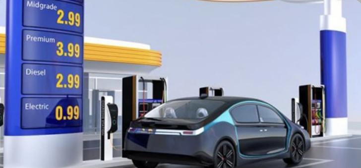 विद्युतीय सवारी साधनको चार्जिङ स्टेसन निर्माण सम्झौता आज