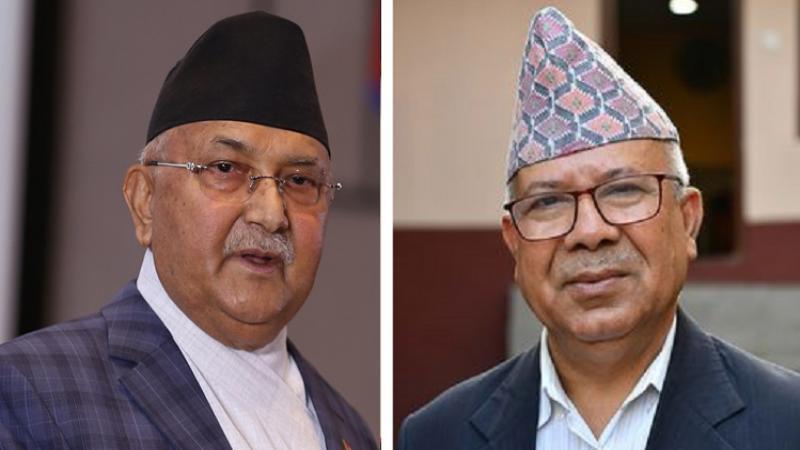 ओलीको ब्रिफिङ: पार्टी एकताका लागि हदैसम्मको लचिलो भए, दोस्रो अध्यक्ष दिन्छु भन्दा पनि नेपाल मानेनन्