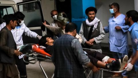 अफगानिस्तानमा एक विद्यालयनजिकै  बम विस्फोट, ३० जनाको मृत्यु