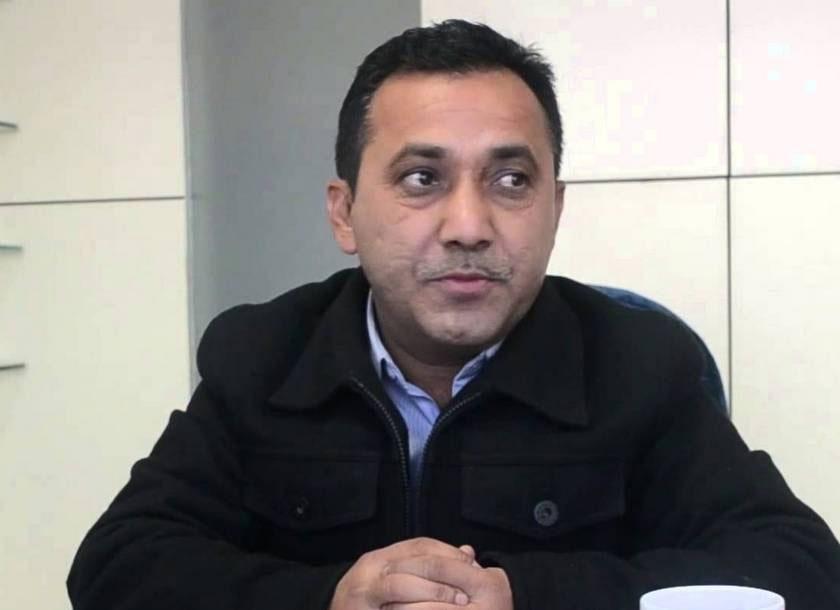 दुई हप्ता सक्रीय जिम्मेवारीबाट बिदा लिएँ : कांग्रेस नेता शर्मा