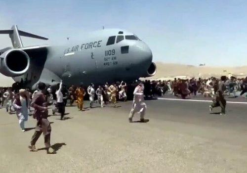 अफगानिस्तानबाट छ लाख ३४ हजार अफगानी विस्थापित