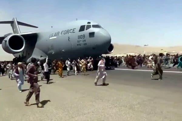 कतारले प्रष्ट सम्झौता विना काबुल विमानस्थलको जिम्मेवारी नलिने