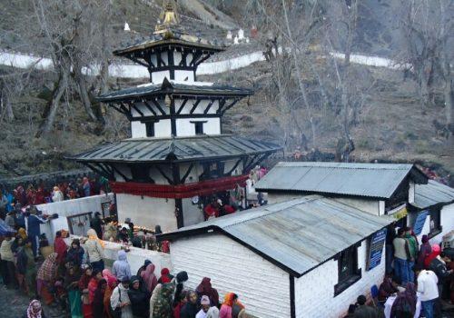 खुल्यो पवित्र तीर्थस्थल मुक्तिनाथ मन्दिर
