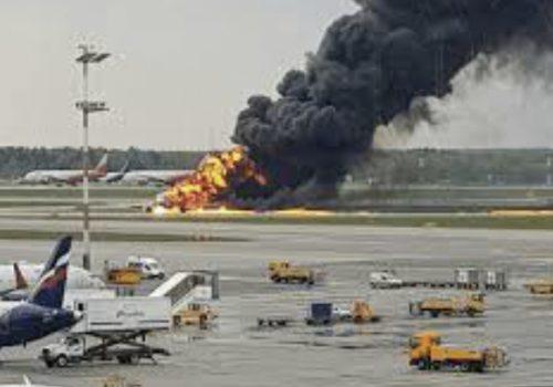 रुसमा विमान दुर्घटना १६ जनाको मृत्यु