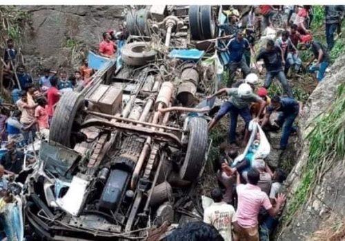 मुगु दुर्घटनाः प्रदेश प्रहरीद्वारा छानबिन समिति गठन